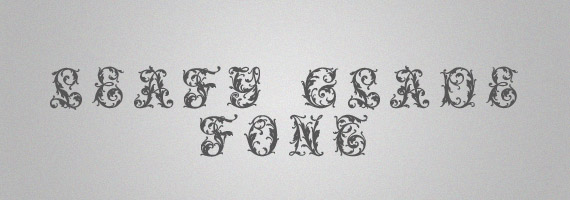 Leafy-creative-decorative-free-font