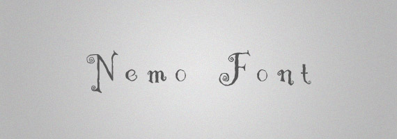 Nemo-creative-decorative-free-font