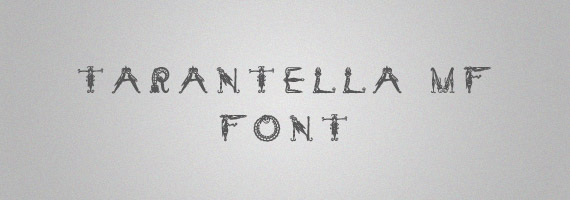 Tarantella-creative-decorative-free-font