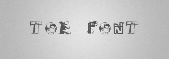 Tom-creative-decorative-free-font