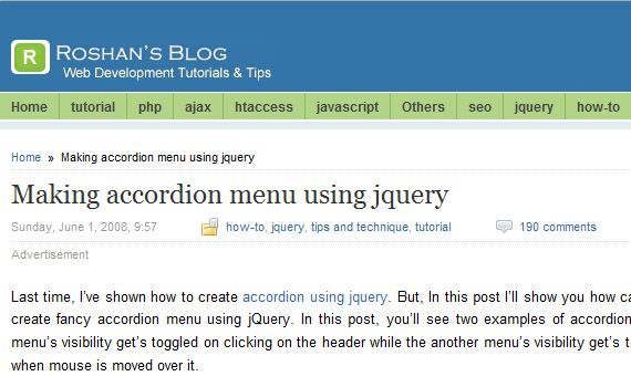 Making-using-jquery-accordion-menus-resources-tutorials-examples