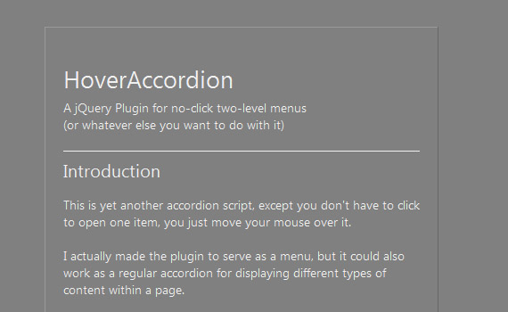 Regular-hover-jquery-accordion-menus-resources-tutorials-examples