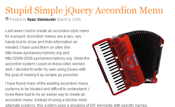 Simple-stupid-jquery-accordion-menus-resources-tutorials-examples