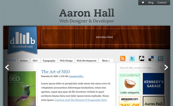 Aaron-hall-portfolio-jquery-carousel-plugins-resources-tutorials-examples