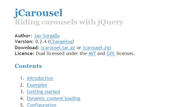 Jcarousel-jquery-carousel-plugins-resources-tutorials-examples