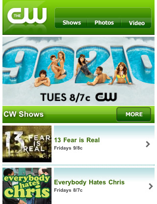 Cwtv-mobile-web-design-showcase