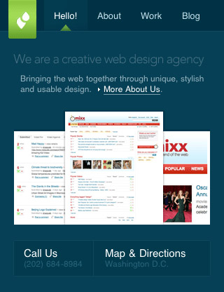 Nclud-mobile-web-design-showcase