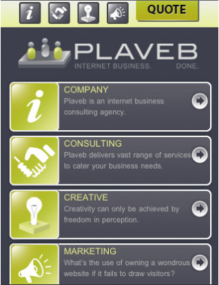 Plaveb-mobile-web-design-showcase