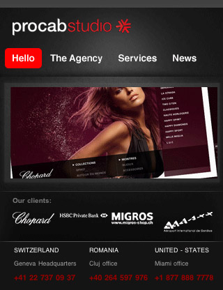 Procab-studio-mobile-web-design-showcase