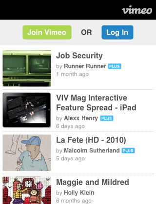 Vimeo-mobile-web-design-showcase