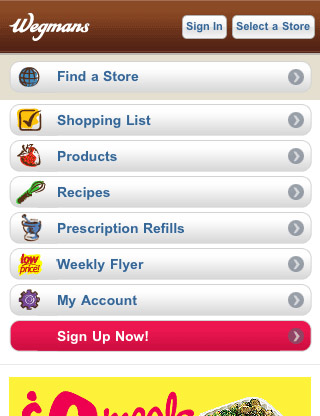 Wegmans-mobile-web-design-showcase