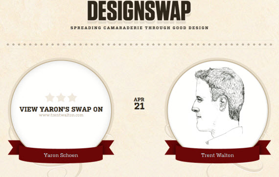 Designswap-minimal-trendy-webdesign-inspiration