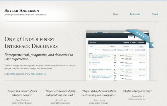 Skylar-anderson-minimal-trendy-webdesign-inspiration