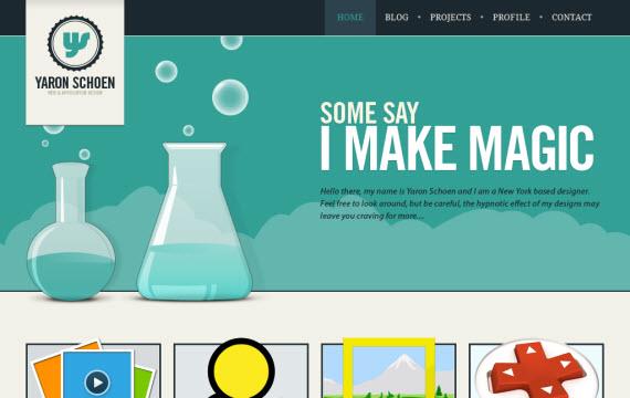 Yaron-schoen-minimal-trendy-webdesign-inspiration