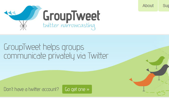Group-tweet-twitter-tools