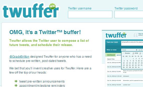 Twuffer-twitter-tools