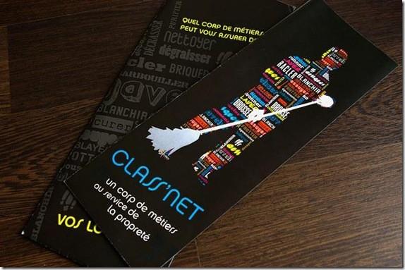 Class'net brochure
