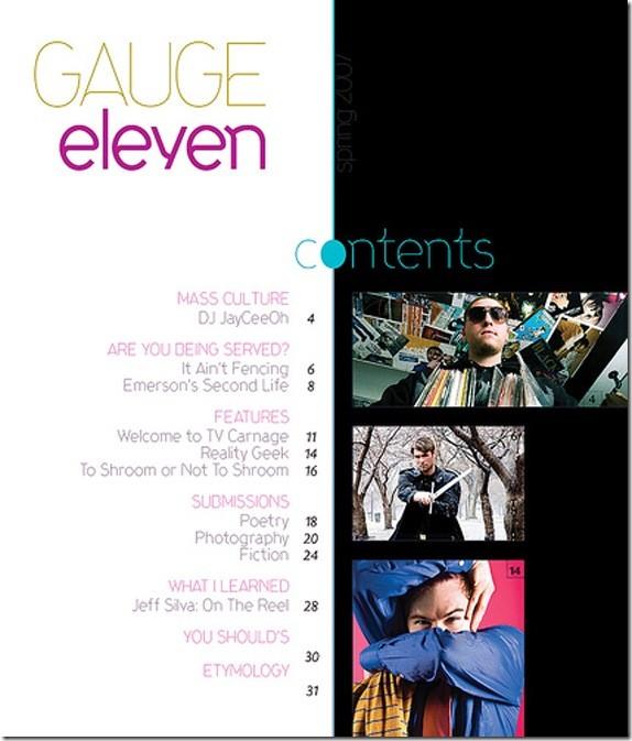 Gauge Magazine 11