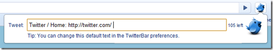 TwitterBar-Google-Chrome-Extensions-bloggers