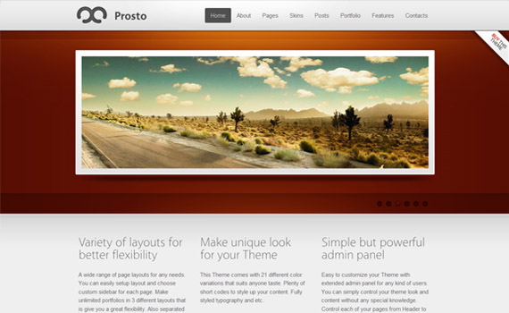 Prosto-corporate-business-commercial-wordpress-themes