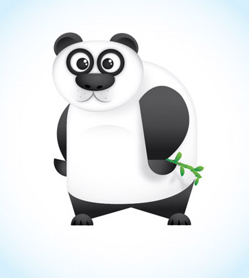 Create-cool-vector-panda-character-illustrator-character-illustration-tutorials