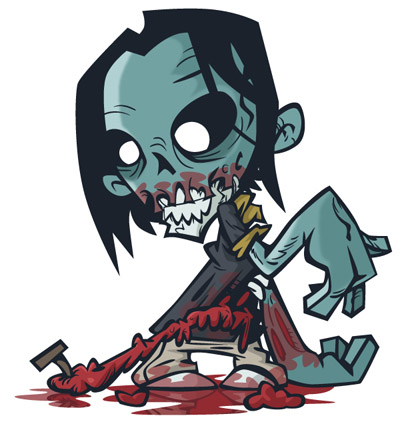 How-to-create-stinking-zombie-flesh-eater-illustrator-character-illustration-tutorials