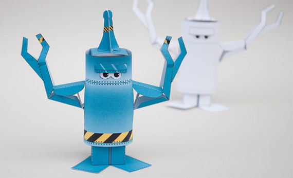 Make-animated-robot-character-illustration-tutorials
