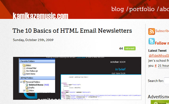 Basics-newsletters-html-email-tips