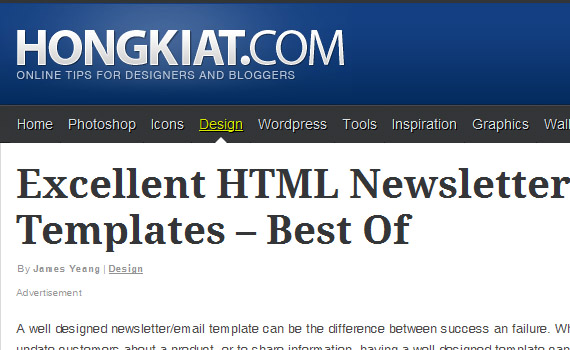Excellent-newsletter-templates-best-html-email-tips