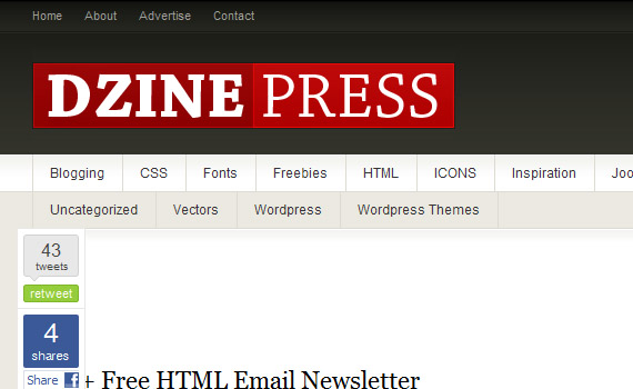 Free-newsletter-templates-html-email-tips