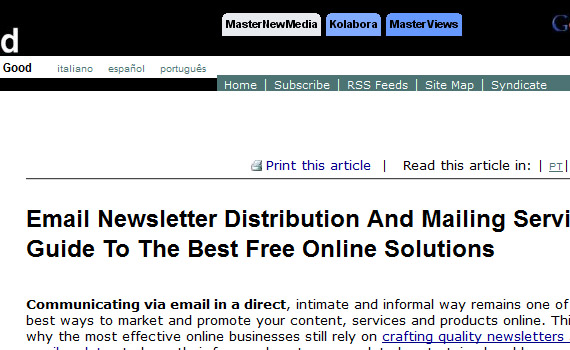 Newsletter-distribution-mailing-services-best-free-online-solutions-html-email-tips