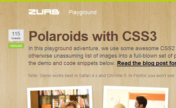 Polaroids-css-3-image-styling-backgrounds-appearance-inspiration-add-shadow-borders-make-images-stand-out