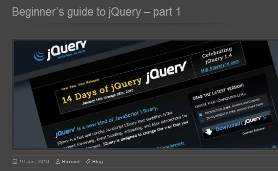Guide-jquery-tutorials-for-beginners