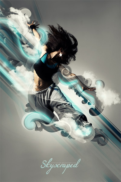 Cloud-jumper-abstract-lighting-effects-tutorials