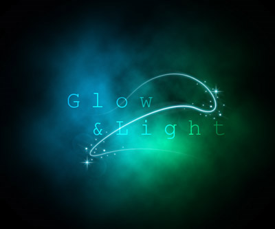 Glow-photoshop-abstract-lighting-effects-tutorials