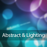 40 Dazzling Photoshop Abstract and Lighting Effects Tutorials