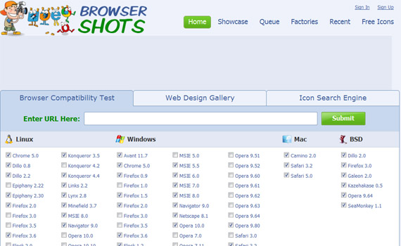 Browser-shots-extension-web-design-analytics-tools