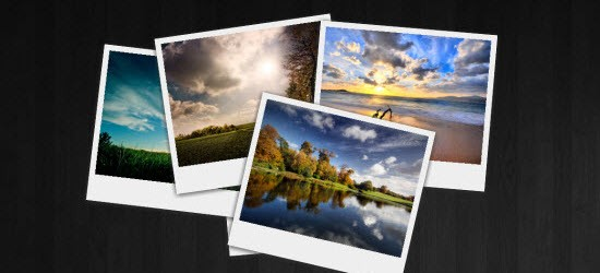 How To Create A Polaroid Photo Gallery With CSS And jQuery