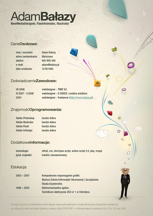 Phuket Resume Collection And Creative Design