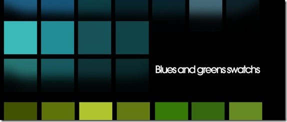 Green_and_Blue_swatch_set_by_Kip0130.png