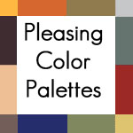 100 Delightful and Pleasing Color Palettes and Swatches