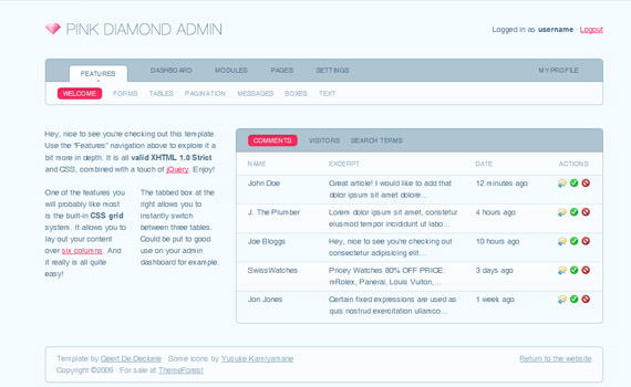 Pink-diamond-commercial-admin-themes
