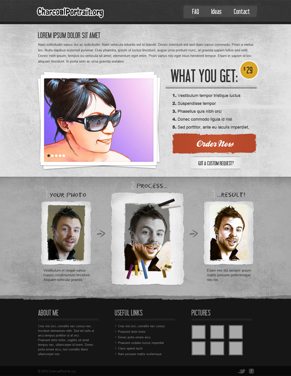 Charcoal-deviantart-webdesign-site-inspirational-showcase-1