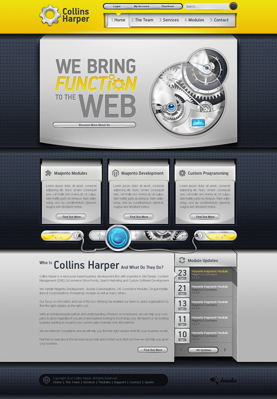 Collins-deviantart-webdesign-site-inspirational-showcase