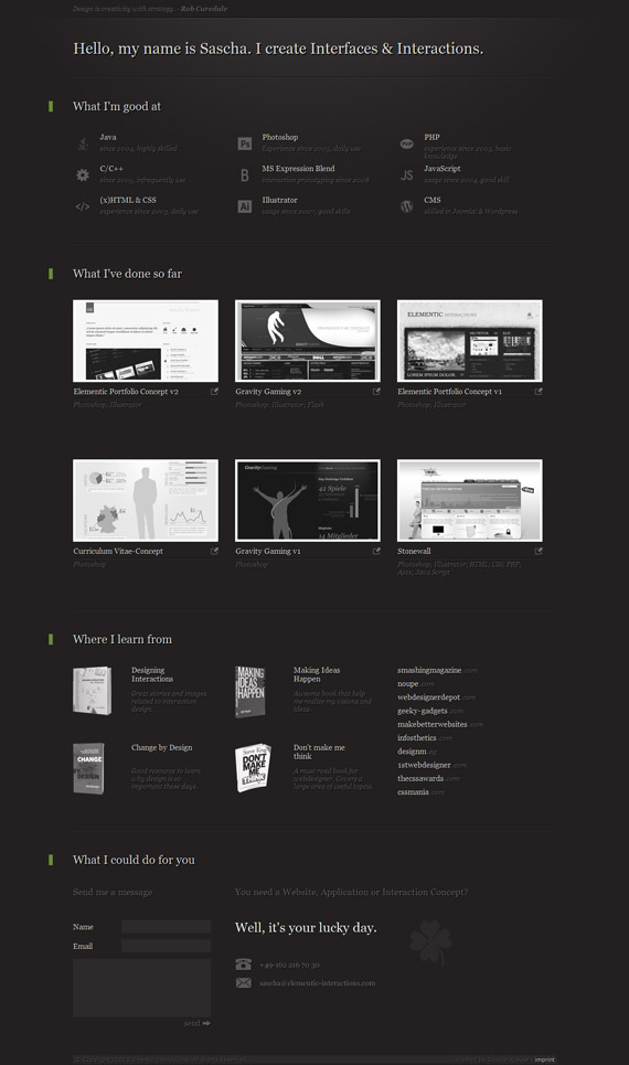 Elementic-deviantart-webdesign-site-inspirational-showcase