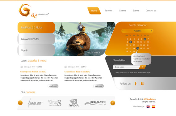Simulation-deviantart-webdesign-site-inspirational-showcase-1