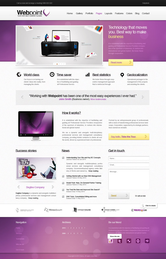 Webpoint-deviantart-webdesign-site-inspirational-showcase