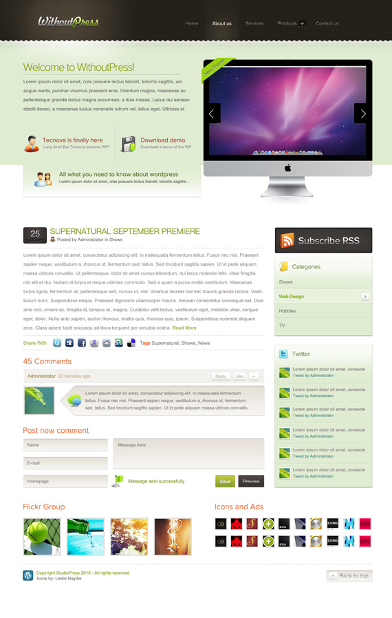 Without-press-deviantart-webdesign-site-inspirational-showcase