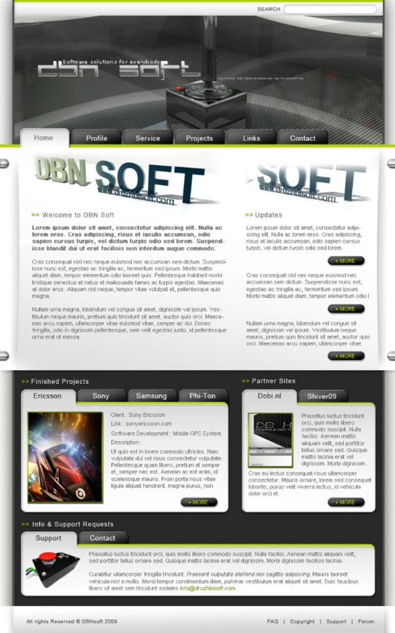 druzhbi-soft-futuristic-webdesigns-from-deviantart