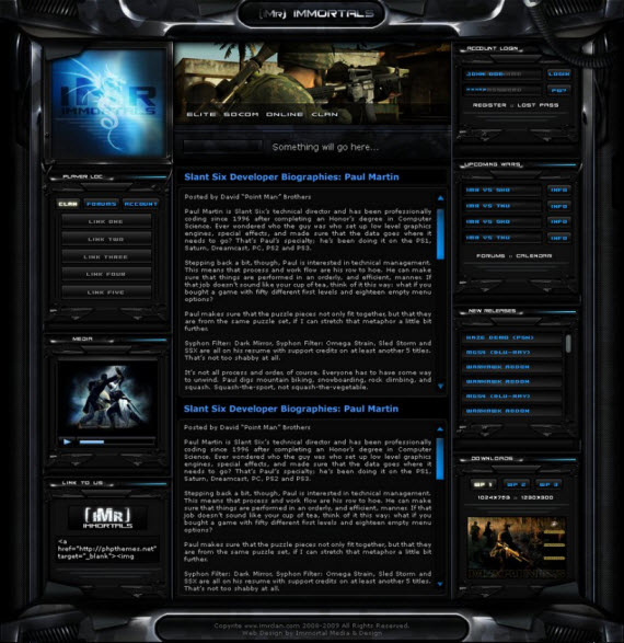 imr-clan-site-v3-futuristic-webdesigns-from-deviantart